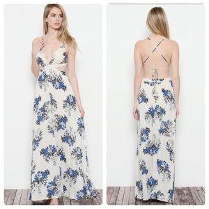 Dresses & Skirts - LAST 2️⃣ Cut Out Maxi Dress